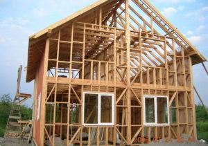 10 1 300x211 - Строительство домов - Наши работы