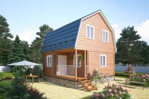 11 1 300x200 - Строительство домов - Наши работы