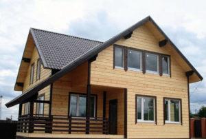 12 1 300x202 - Строительство домов - Наши работы