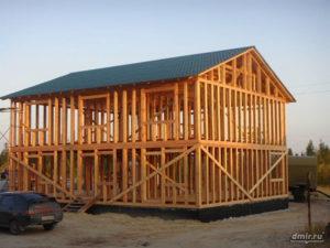 15 1 300x225 - Строительство домов - Наши работы