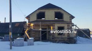 21 300x169 - Строительство домов - Наши работы