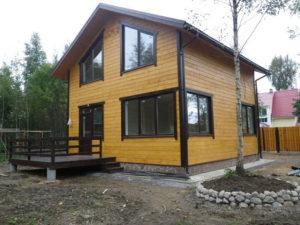 22 300x225 - Строительство домов - Наши работы