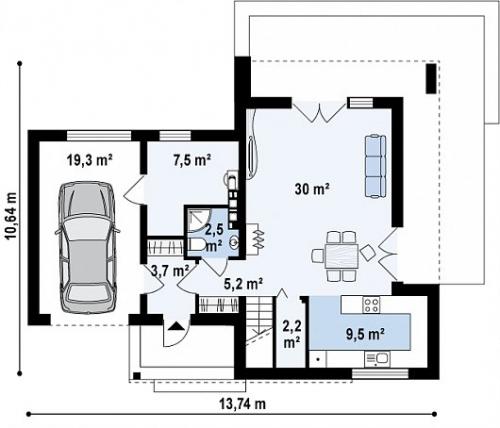 35 2 - Проект дома №4