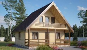 7 2 300x175 - Строительство домов - Наши работы