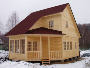 8 2 300x225 - Строительство домов - Наши работы