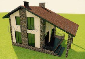 IMG 20161022 WA0006 300x209 - Строительство домов - Наши работы
