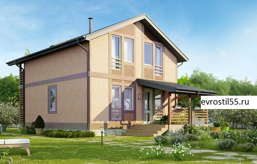 b17f7f04e547947b9e08a34cefc400a0 - Проект дома №8