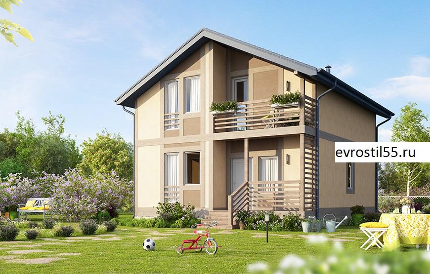 bd933fdeec4bd6610535b0b4558611ac - Проект дома №8