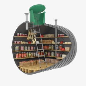 cylinder vent 1 300x300 - Погреба - Наши работы