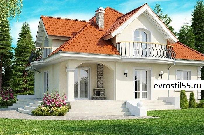 filesz500 res wizualizacje z18 z18 dk view1 jpg - Проект дома №12