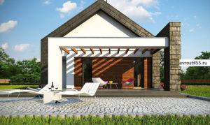 filesz500 res wizualizacje z330 z330 view6 jpg 300x179 - Проект дома №11