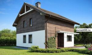 filesz500 res wizualizacje z47 z47 view2 jpg 300x180 - Проект дома №17
