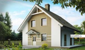 filesz500 res wizualizacje z62 z62 view2 jpg 300x178 - Проект дома №10