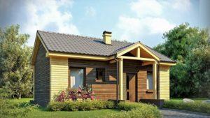 n1 2 300x169 - Проект дома №1
