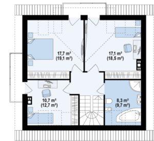 n21 4 300x276 - Проект дома №18