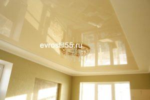 Натяжные потолки - Наши работы
