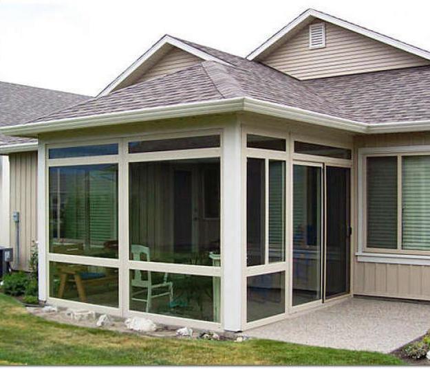 Пристройка к дому - идеальный вариантом для расширения площади