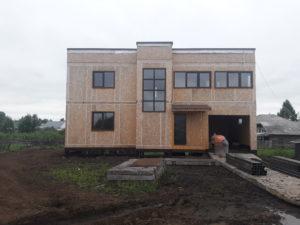 20190627 175141 300x225 - Строительство домов - Наши работы
