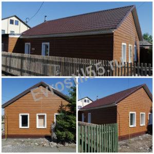 Фасадные работы - Наши работы